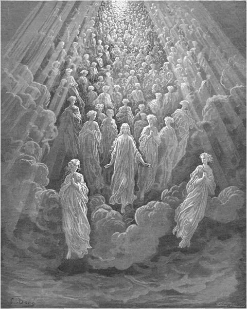 Illustration by Gustave Doré.