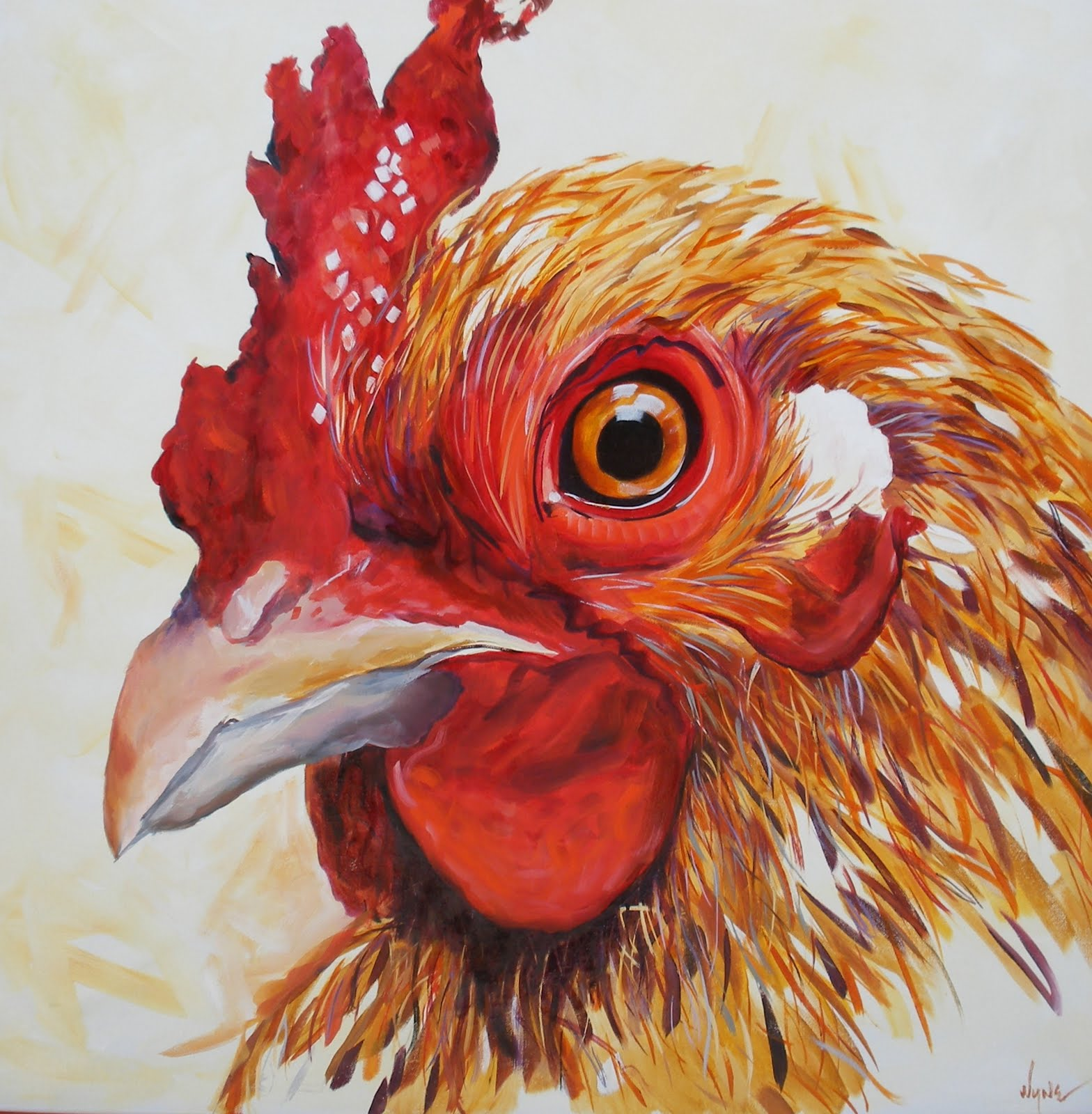 Coop the Chicken by Kay Wyne