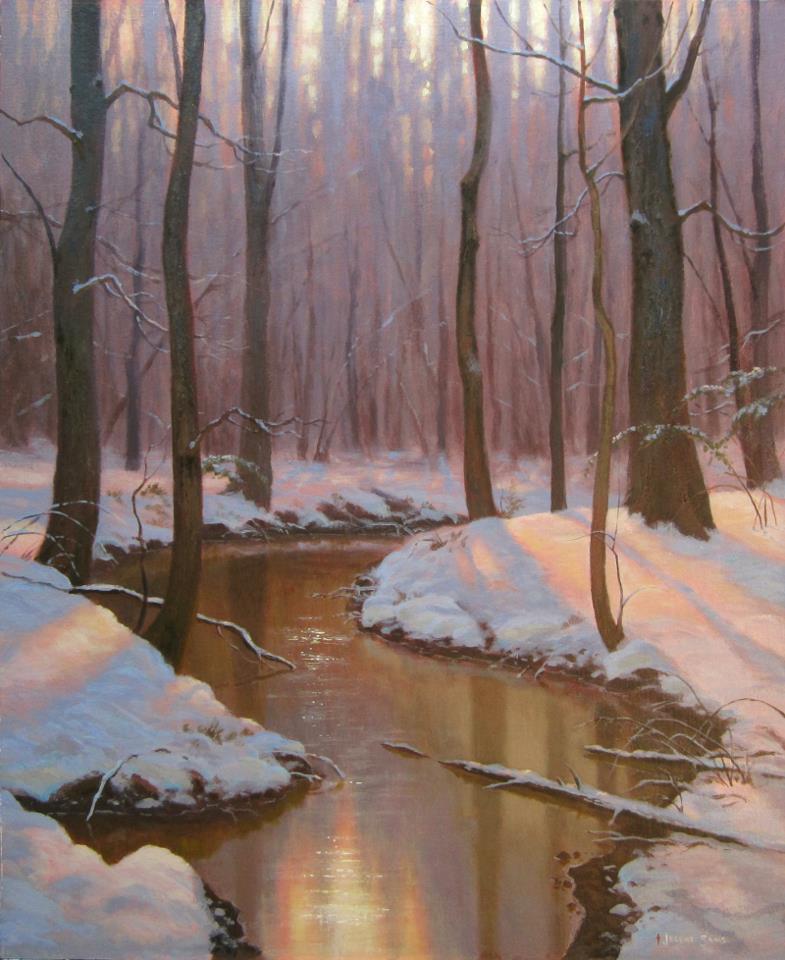 morning-snow-painting