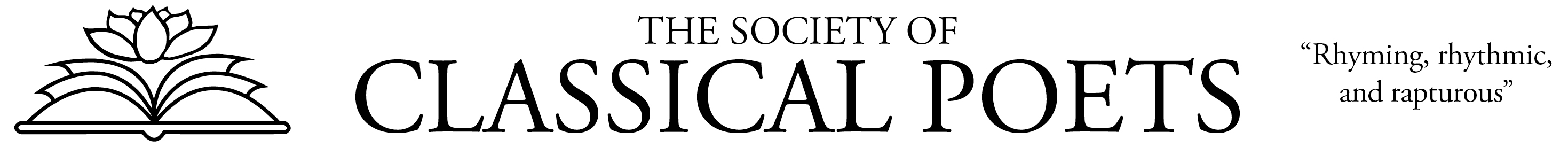 Society of Classical Poets logo