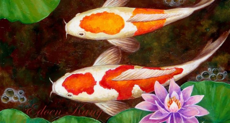 39 ice 39 and other poetry by michael curtis society of for Michael koi pond