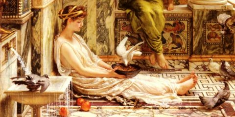 edward-john-poynter-a-corner-of-the-villa