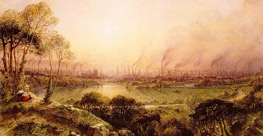 manchester_from_kersal_moor_william_wylde_1857-1000x656
