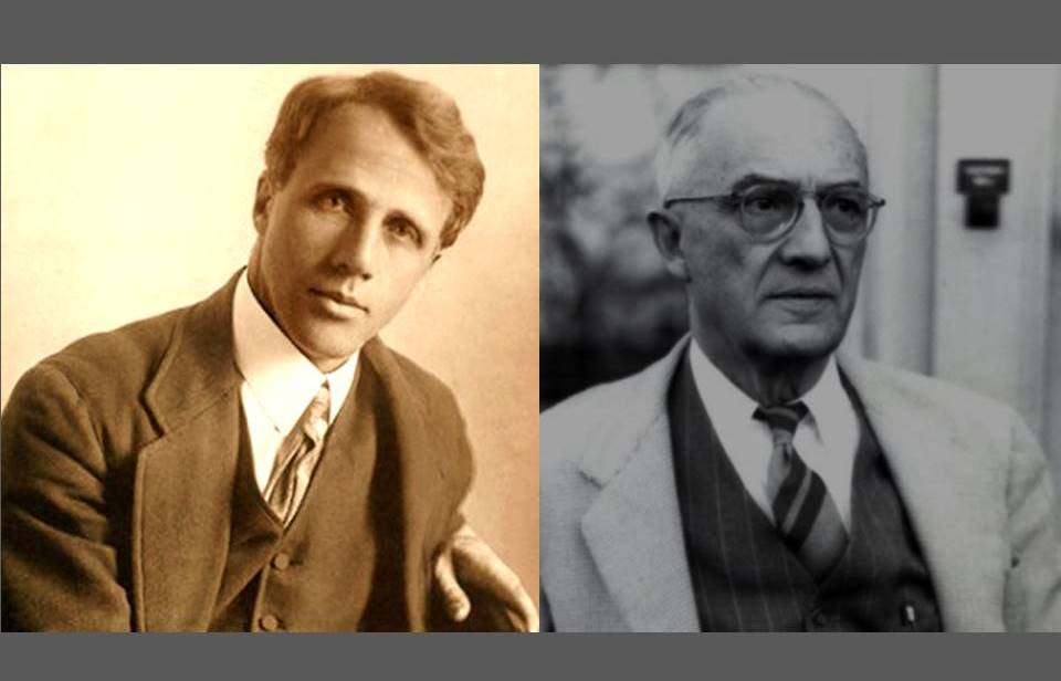 the vanishing red robert frost essay Literature for composition, interactive edition by william e burto available in trade paperback  sample essay by a  robert frost, the vanishing red.