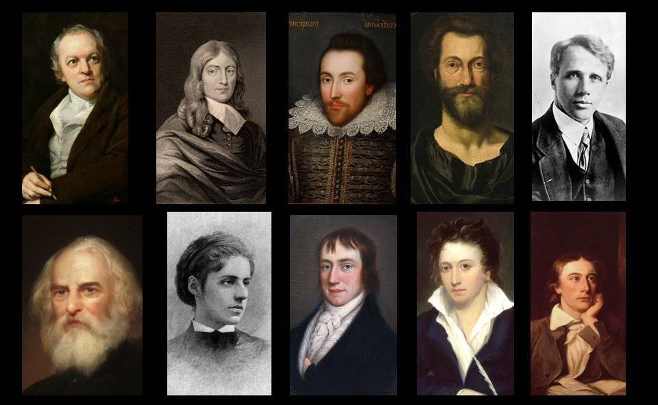 10 Greatest Poems Ever Written | Society of Classical Poets