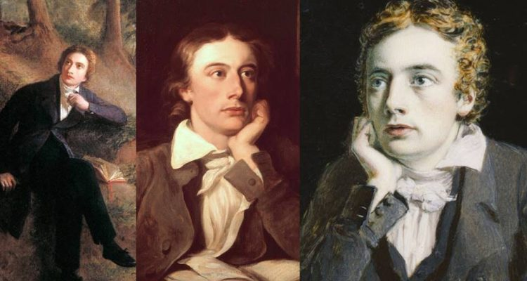 10 Greatest Poems By John Keats Society Of Classical Poets
