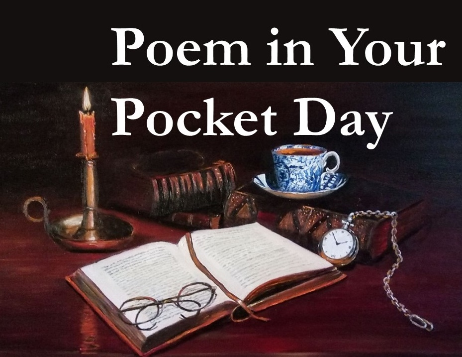 54ef3643f19 Poem in Your Pocket Day 2019 Poems (Rhyming!) | Society of Classical ...
