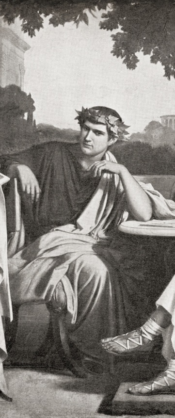 ancient roman poet