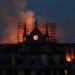 Three Poems on the Fire at Notre Dame Cathedral, Paris